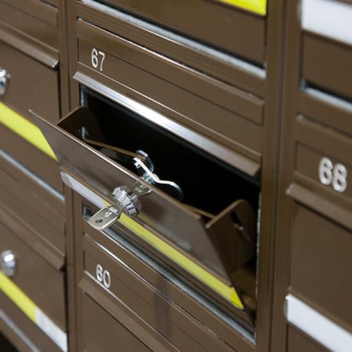 COM 1 Heavy Duty Mailbox