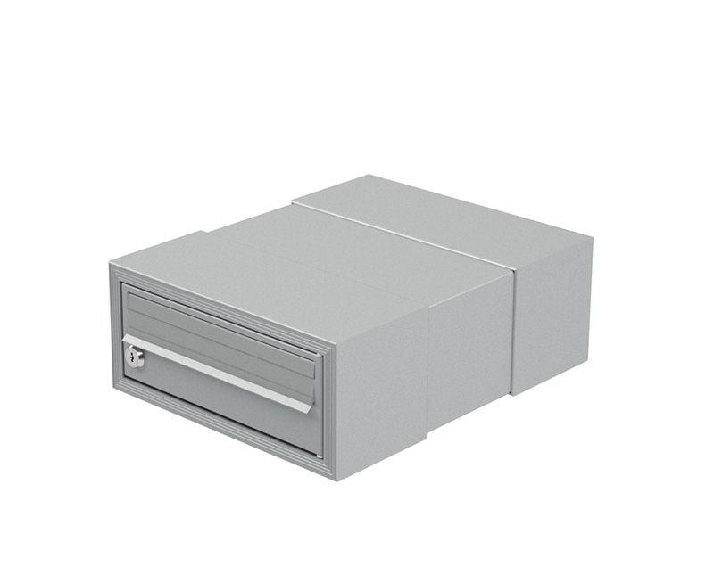 COM 2 Steel Door Mailbox