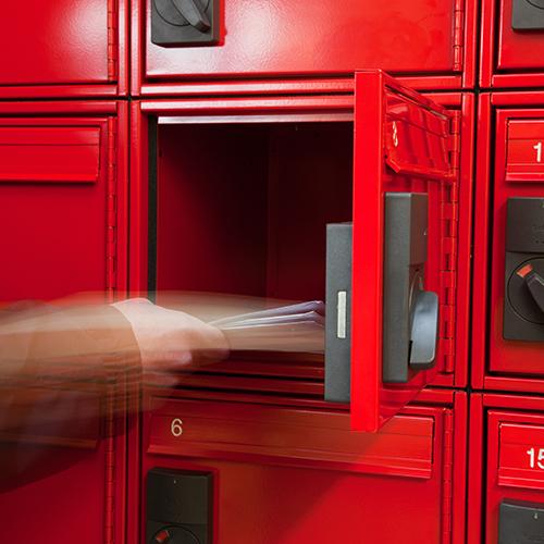 Electronic SALTO Mailbox