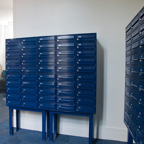 Freestanding Mailboxes