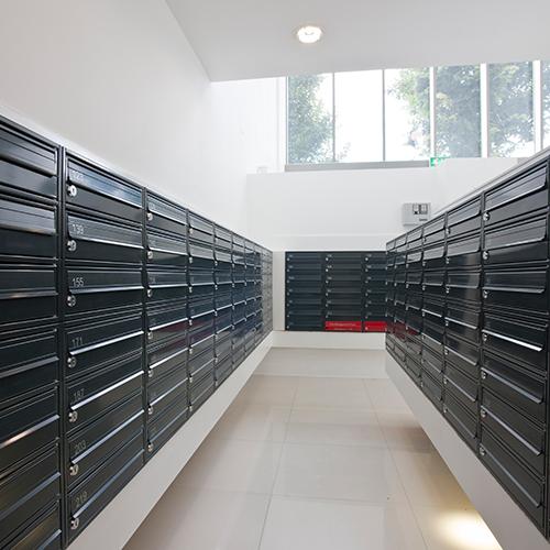 Modern Renaissance - Freestanding Mailboxes