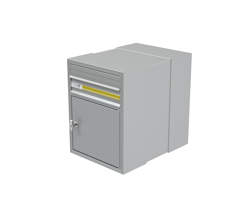 Guardian Rear Retrieval Mailbox, Rear Access Post Boxes
