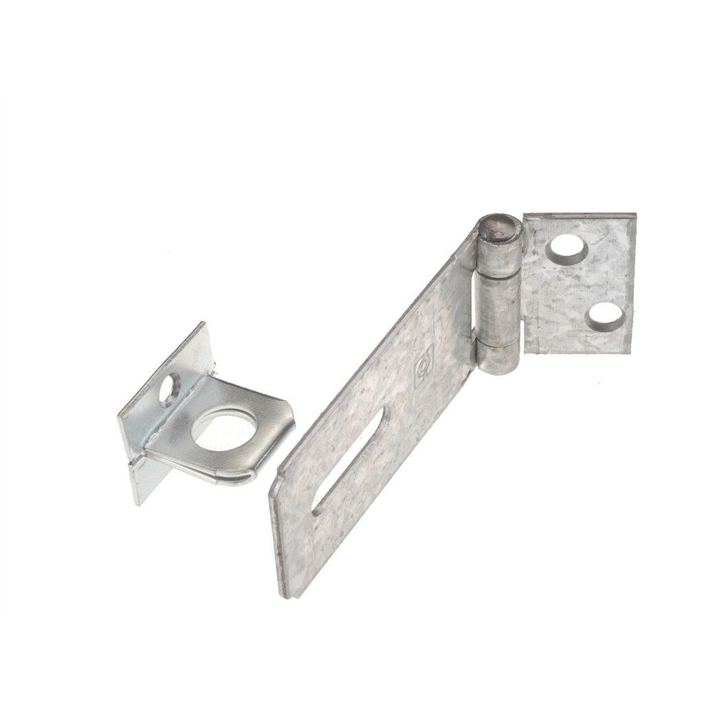 Hasp and Staple Mailbox Lock