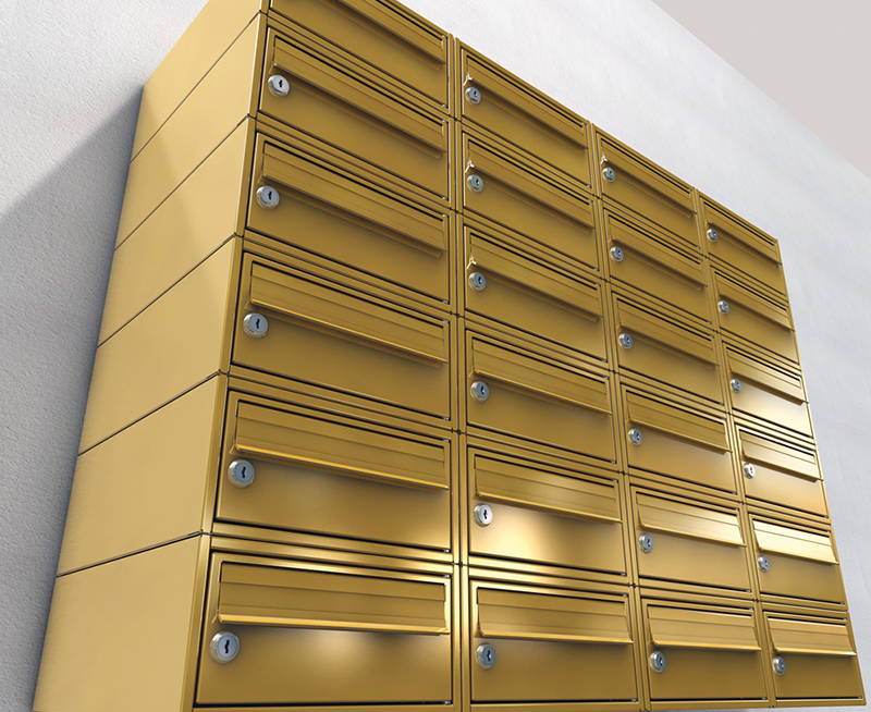 Moda Postboxes