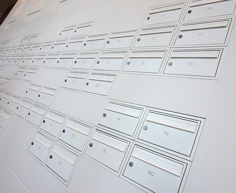 NW2 Mailbox