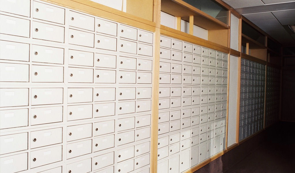 Pigeon Hole Boxes