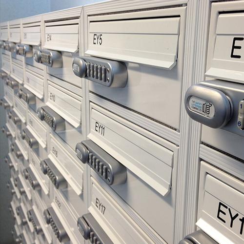 Rasgas Electronic Mailboxes