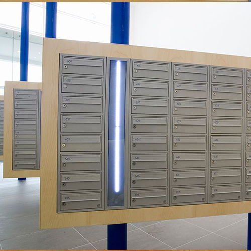 COM 2 Mailboxes at the Reflections Project