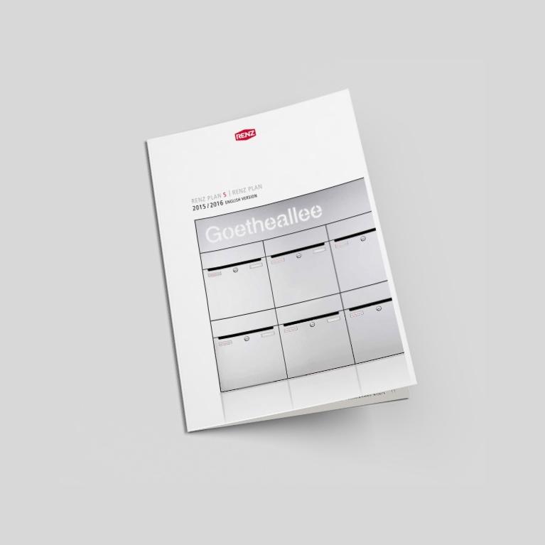 RENZ PLAN S Brochure