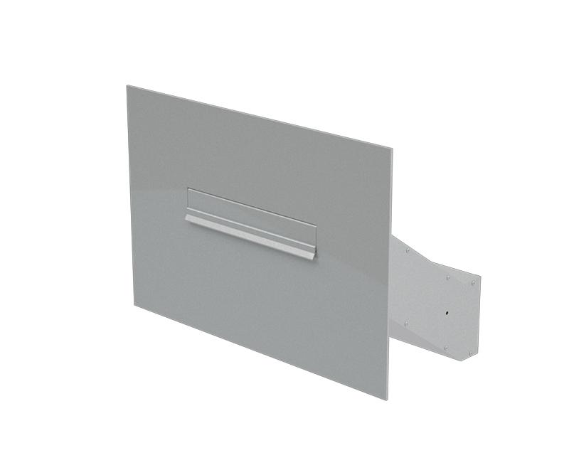 Sloping Panel Box