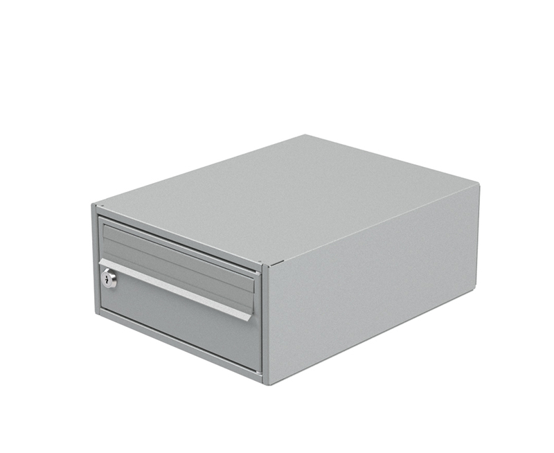 Stainless Steel 2 Mail Box