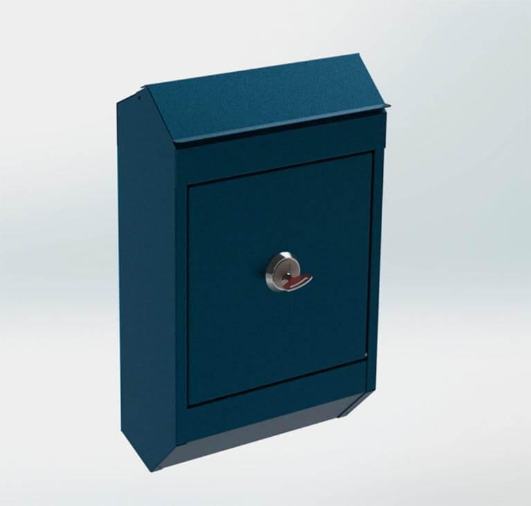SLB 2020 V Letterbox TS009 Mailbox