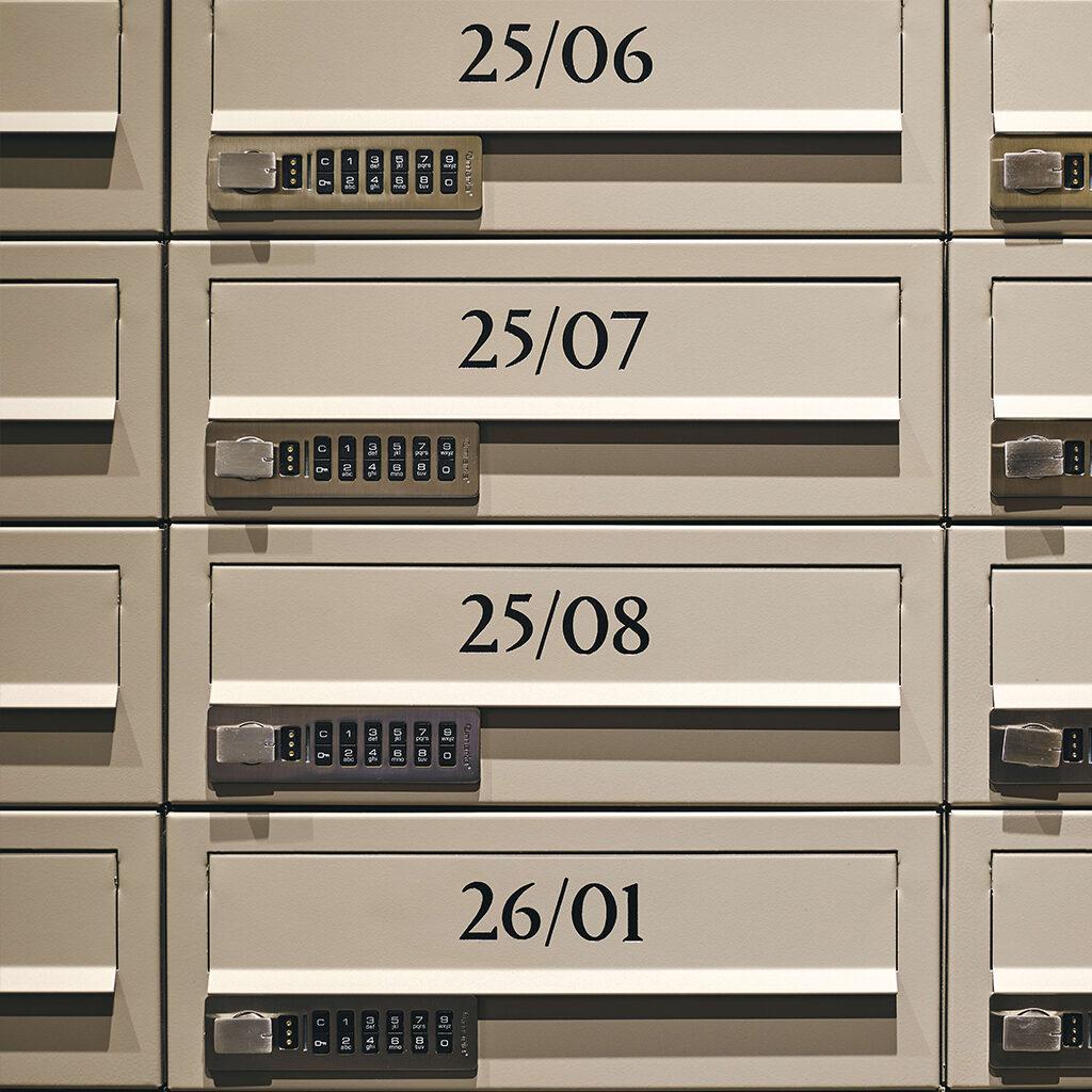digital-postbox-lock