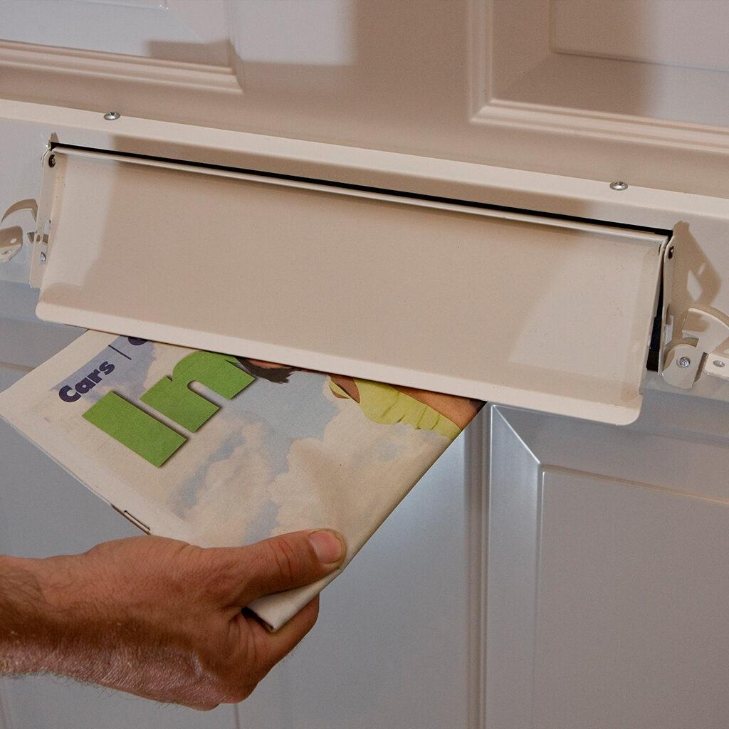 Security Letterbox Flaplock FL01