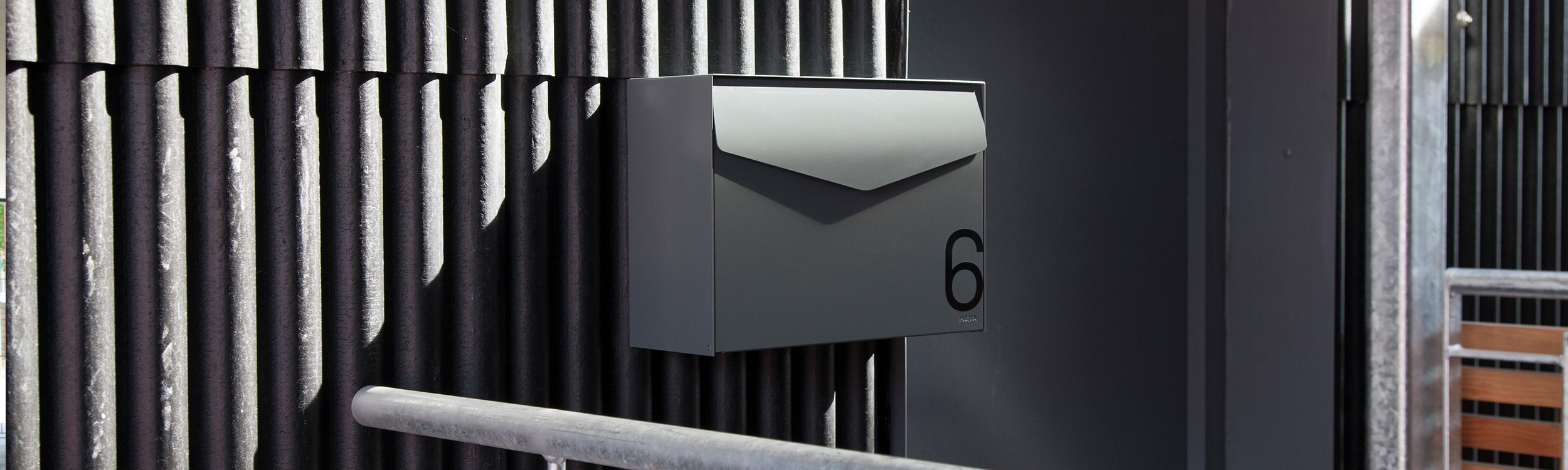 Secure Mailbox for the home from The Safety Letterbox Company