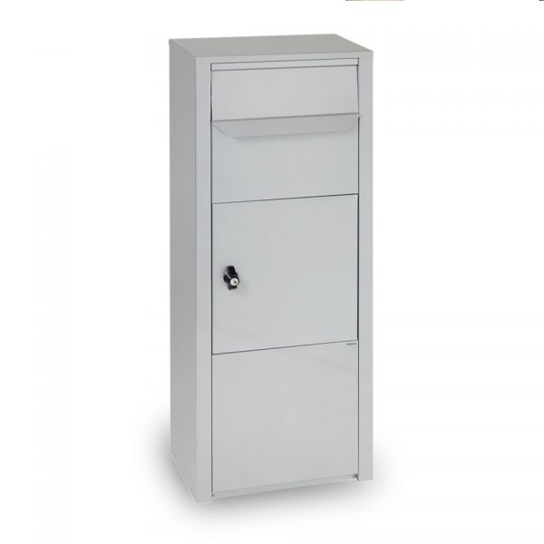 individual parcel boxes by the safety letterbox company