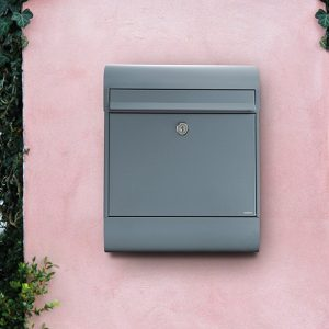 MEFA Ruby Post Box from The Safety Letterbox Company