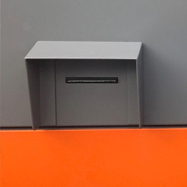 click & collect lockers - receipt printer