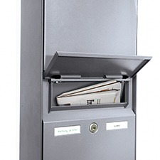 adjutable mail opening mailboxes