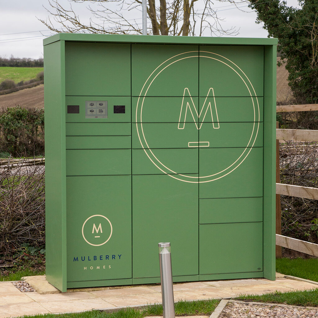 myRENZbox for Residential Living from The Safety Letterbox Company