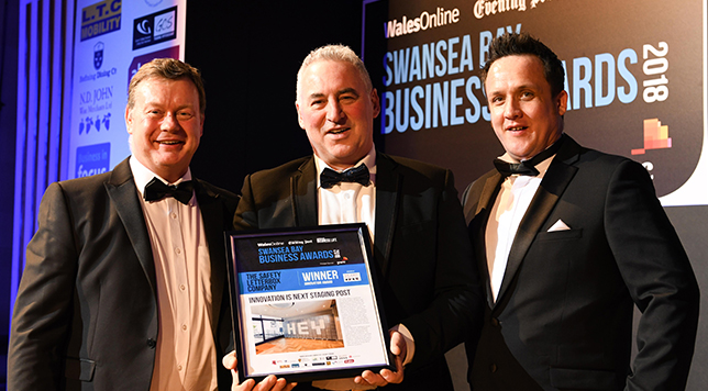 The Safety Letterbox Company - Award Winning