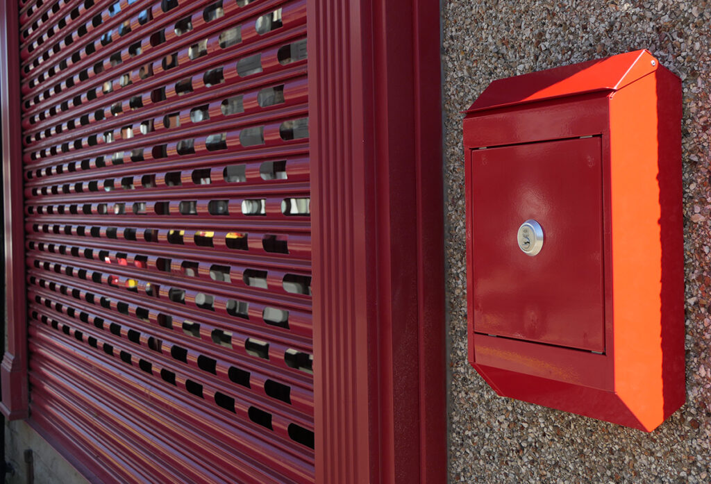 Secured by Design Mailboxes from The Safety Letterbox Company