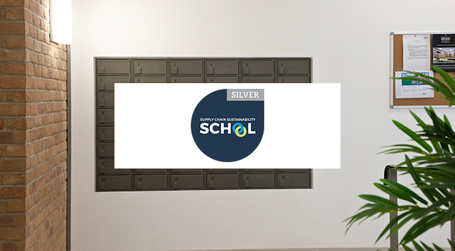 Supply Chain Sustainability School - Silver