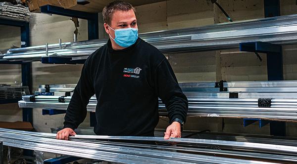 Factory - Sheet Metal Department