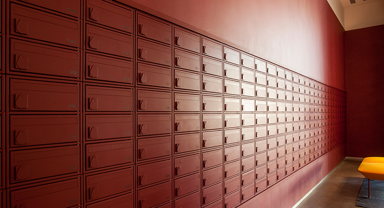 Fire Rated Mailboxes